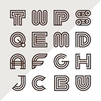 16 letter logos