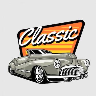 1940 классический автомобиль