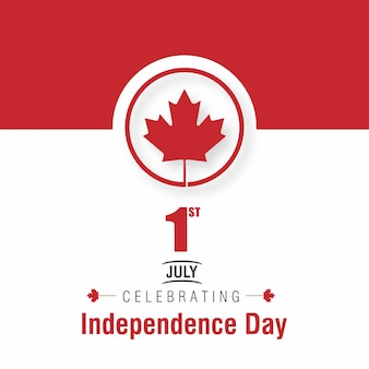 1 июля счастливый день канады канада флаг