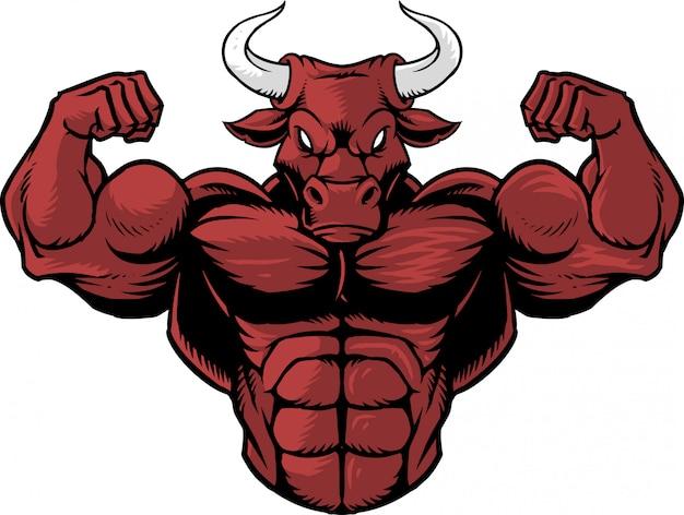 Сильный бык 1