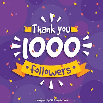 Congratulations vectors photos and psd files free download 1k purple background with confetti m4hsunfo