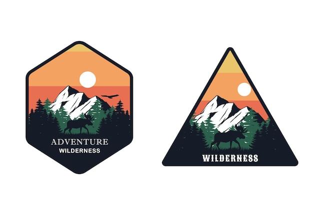 2 adventure badge