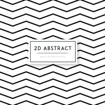 2-d vector abstract black and white background pattern
