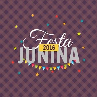 2016 축제 junina 배경