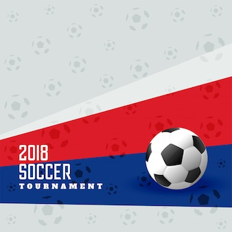 2018 football cup soccer background