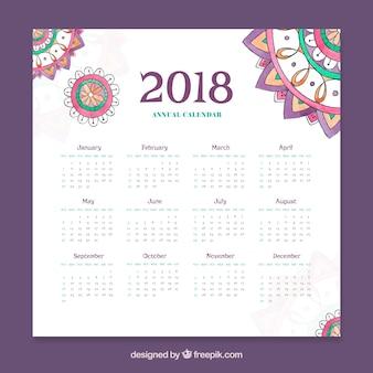 2018 календарь