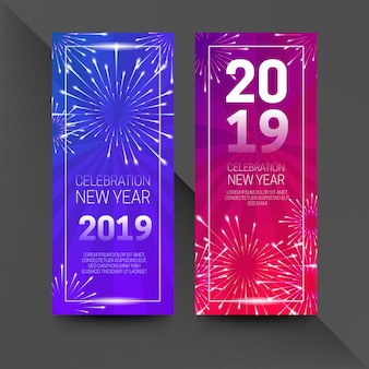 2019 new year flyer