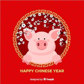 Китайский новый год 2019