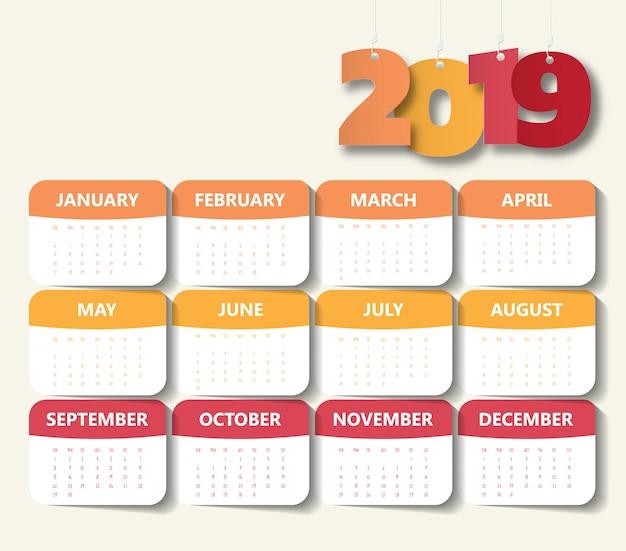 С новым годом 2019. поздравительная открытка.