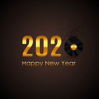 2020 happy new year and marry christmas