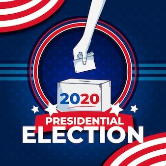 Концепция президентских выборов в сша 2020
