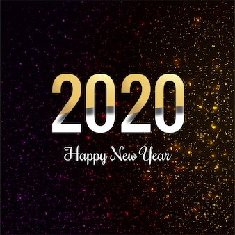 С новым годом 2020 красивый праздник