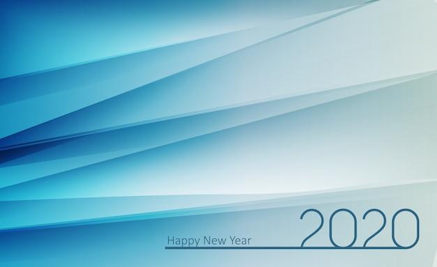 2020 год с новым годом фон