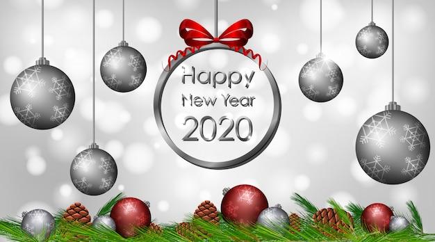 2020年のグリーティングカードデザイン