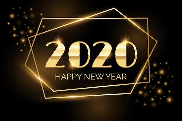 Золотой новый год 2020
