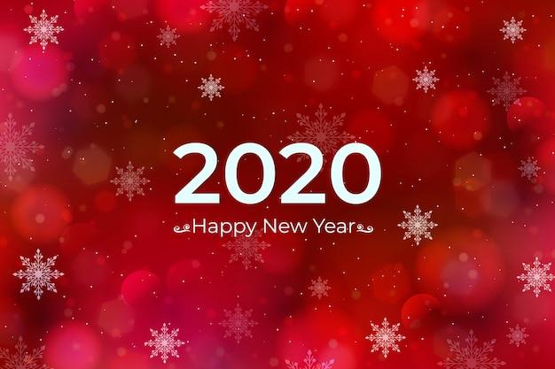 Размытый фон новый год 2020