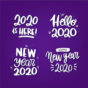 Новогодняя коллекция 2020 года