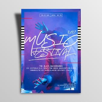 2021 년 음악제 포스터
