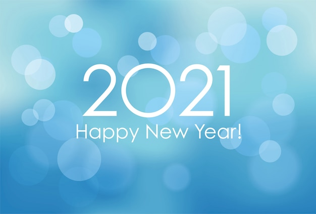 2021 new years card template with abstract pattern, illustration.