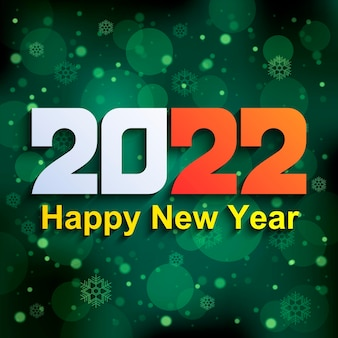2022 a happy new year greetings. jubilee or birthday logotype. vector modern minimalist happy new year  card for 2022 year. multi colored illustration. vector illustration