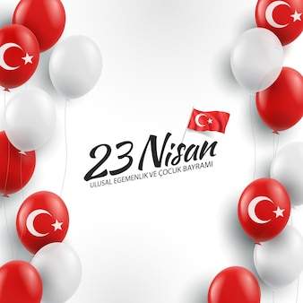 23 april, national sovereignty and children's day