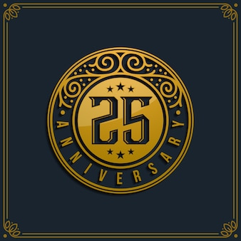 25周年記念誕生日