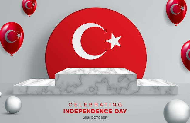 29th october national republic day of turkey