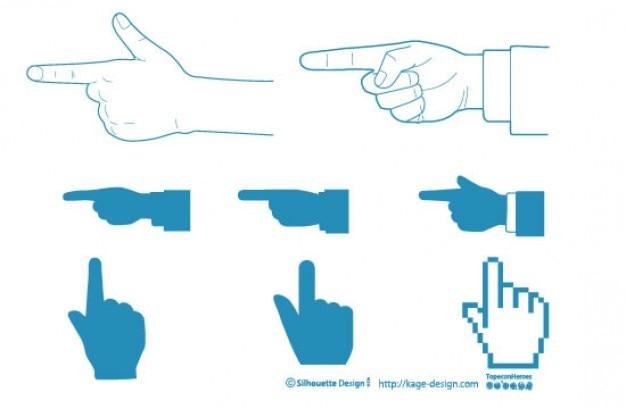 2ポインティング指