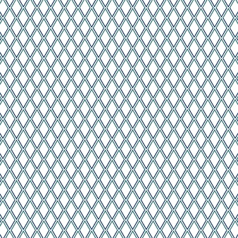 2トーンブルーシンプルなシームレスな三角形パターン背景の概要。