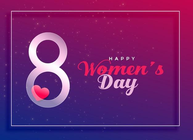 3月8日、国際女子祝日の背景