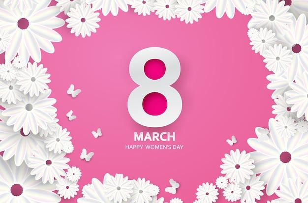 3月8日母の日おめでとう