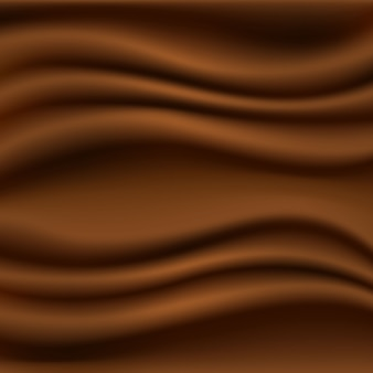 3 d realistic chocolate background
