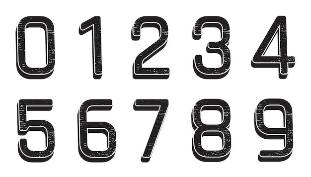 グランジ3 d番号