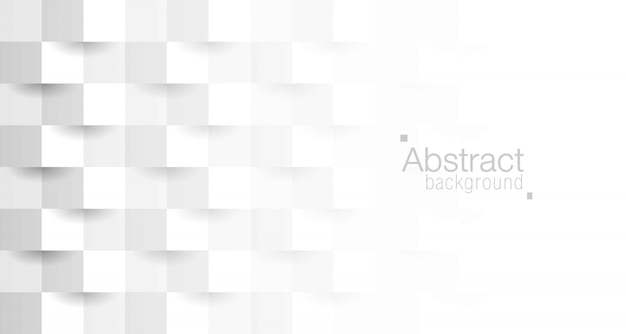 抽象的な背景3 dペーパースタイル。