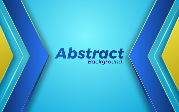 抽象的な3 dのベクトルの背景