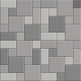 3 dレンガ石畳のテクスチャ背景