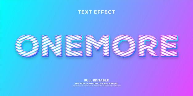 抽象的な3 dテキストグラフィックスタイルデザイン