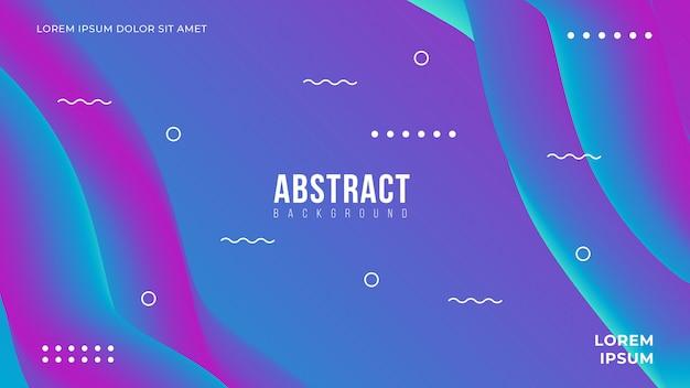 抽象的な3 d斜め形状の背景