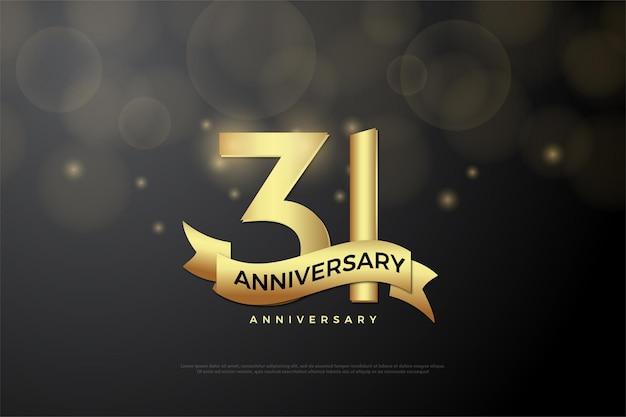 31-я годовщина выпуска с 3d-номерами
