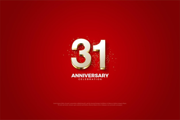 31-я годовщина выпуска с золотой отделкой
