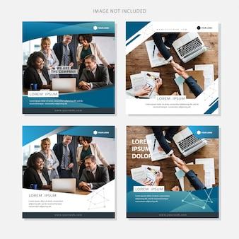 Социальные медиа баннер бизнес 3