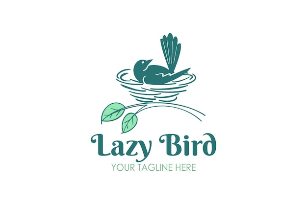 Гнездо логотип 3