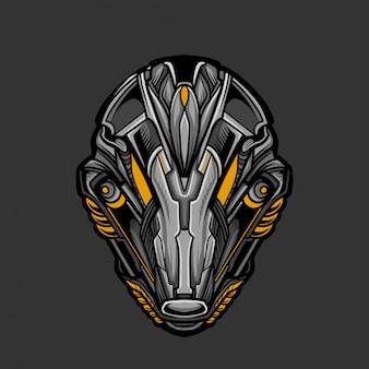 Солдатская маска 3 векторные иллюстрации