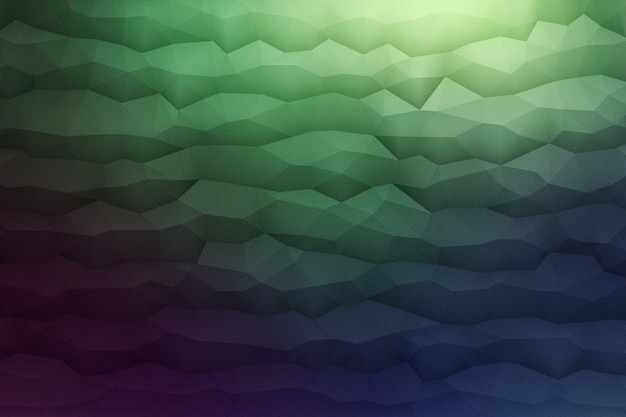3d abstract structure background