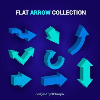 3d arrow collection