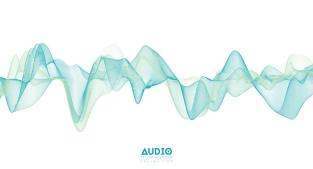 3d аудио звуковая волна