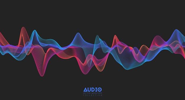 3d 오디오 음파