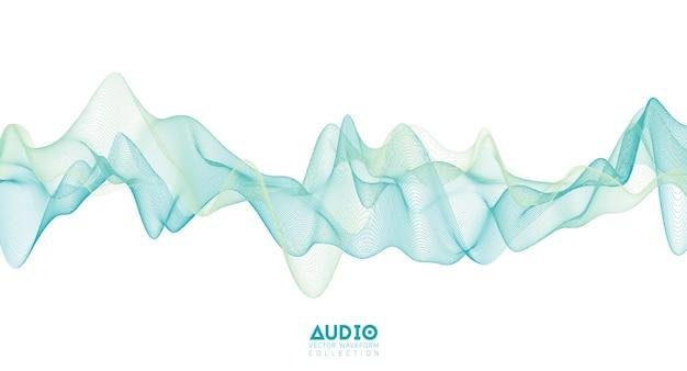 Onda sonora audio 3d