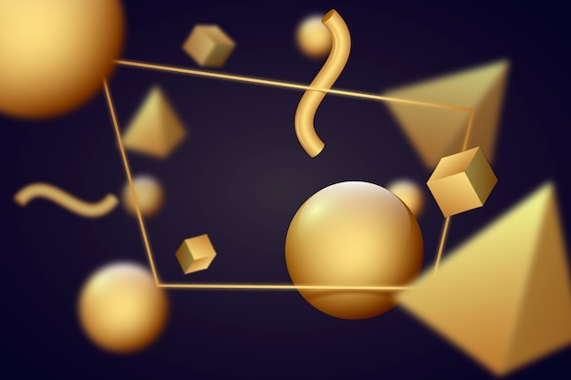 3d background theme