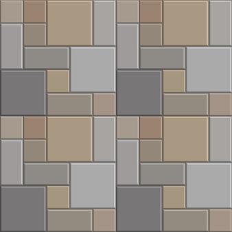 3d brick stone pavement texture background